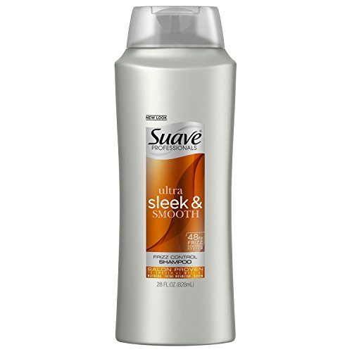 Suave Professionals Smoothing Shampoo for Frizz Control Ultra Sleek and Smooth - 28 fl fl oz