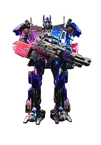 NQHYMX Modelo De Autobot De Aleación De King Kong De Juguete De Deformación Gundam