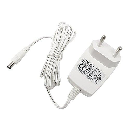 4VWIN Netzteil 6V DC 500mA Netzstecker 3W Adapter für Alarm mit Bewegungsmelder