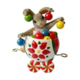 Enesco Charming Tails Your Happy Smile Decorates Each and Every Mile Figurine, 4-Inch