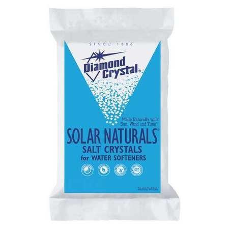 Water Softener Salt, Solar Naturals, 50 lb, Min. Qty 49 (49 Pieces)