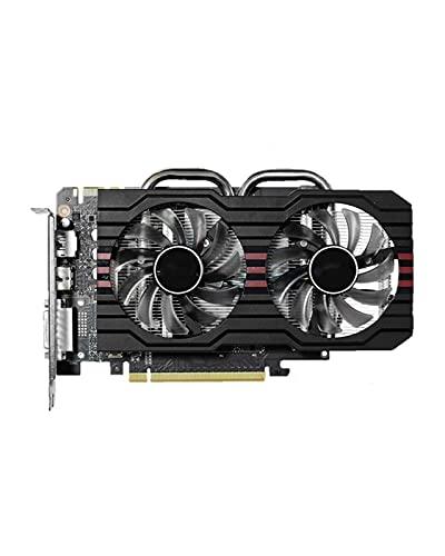 Sistema de refrigeración sin ventilador Fit For ASUS GTX 760 Tarjeta gráfica de 2GB Tarjetas de video GDDR5 de 256 bits Apto Fit For nVIDIA VGA Geforce GTX760 2GB más fuerte que GTX750 TI 650 U