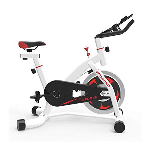 ZCYXQR Sala de Ejercicios giratoria Pedal de Bicicleta de Ejercicio Ultra silencioso Bicicleta de Ejercicio para pérdida de Peso en Interiores Equipo de Gimnasio (Deporte de Interior)
