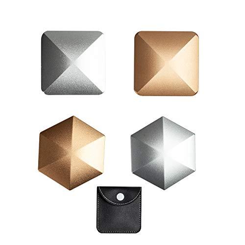 DOTOSG Flipo Flip, Metal FingertipToy, Desktop Flip for Adult Desk Toy, Stress Relieve Toy(1 Pack