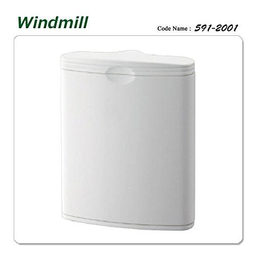 Windmill ウィンドミル 携帯灰皿 アッシュトレイ ハニカム3 ホワイト 591-2001