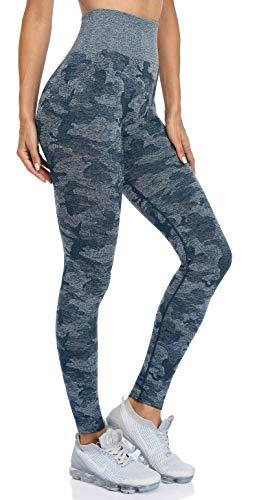 Anwell Thermounterteile für Damen mesh Yoga Pants for Women High...