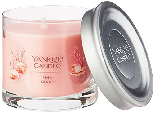 Yankee Candle Pink Sands Signature Small Tumbler Candle