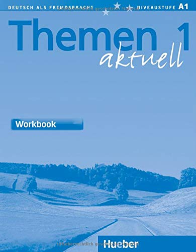 Themen aktuell 1: Deutsch als Fremdsprache / Workbook – Arbeitsbuch Englisch: Lehrwerk für Deutsch als Fremdsprache
