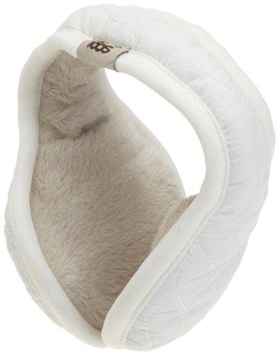 180s 10 Giorni Keystone, Copri-Orecchini da Donna, Bianco (Bianco), Taglia Unica