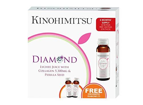 Kinohimitsu Diamond Collagen (32 x 50ml + 2)