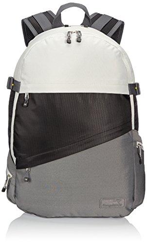 KangaROOS Damen WASILLA backpack Rucksackhandtaschen, Schwarz (black 500 500), 48x30x18 cm