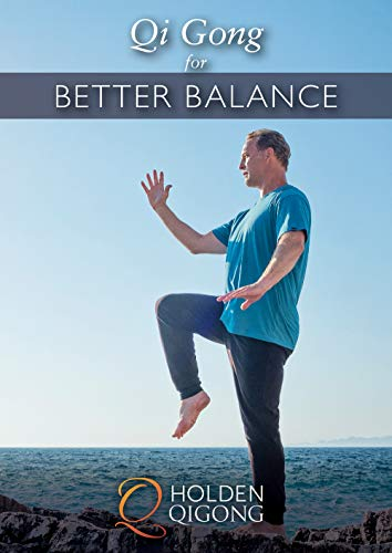 Qi Gong for Better Balance with Lee Holden (YMAA) Qigong to Prevent Falls **New Bestseller**