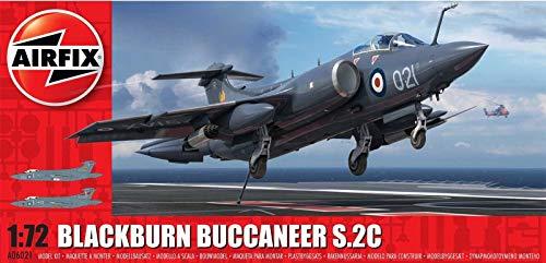 エアフィックス 1/72 イギリス海軍 ブラックバーン バッカニア S.2C プラモデル X6021