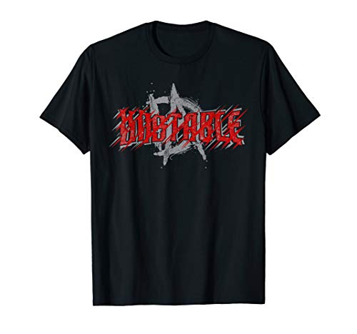 WWE Dean Ambrose Logo Stencil T-Shirt