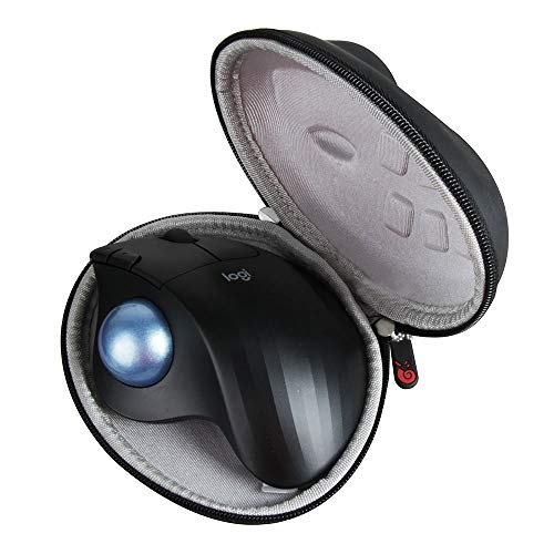 Hermitshell Hard Travel Case for Logitech Ergo M575 Wireless Trackball Mouse