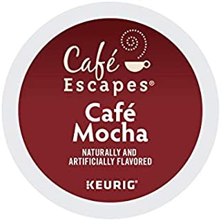 Best cafe escapes cafe mocha caffeine Reviews