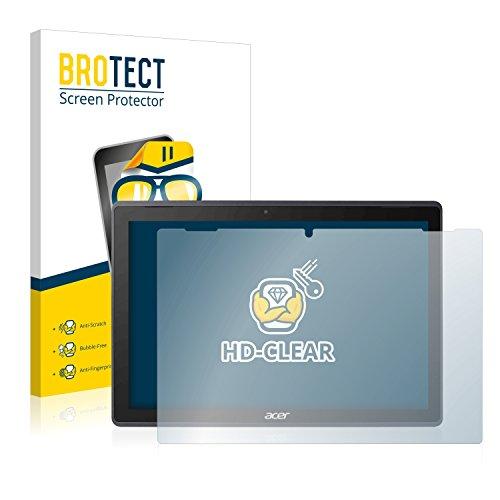 BROTECT Schutzfolie kompatibel mit Acer Switch 3 (2 Stück) klare Bildschirmschutz-Folie