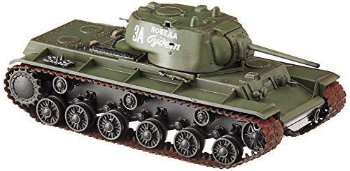 Easy Model KV-1 1942 Russian Army Heavy Tank