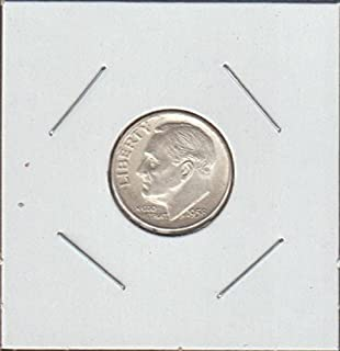 1958 D Roosevelt (1946-to Date) Dime Choice About Uncirculated Details