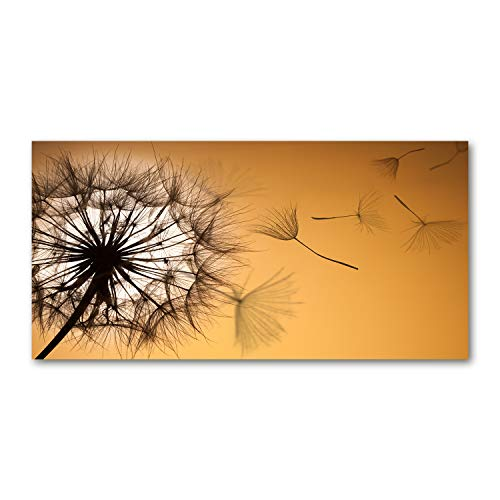 Tulup Impresión en vidrio - 100x50cm - Cuadro Pintura en Vidrio -...