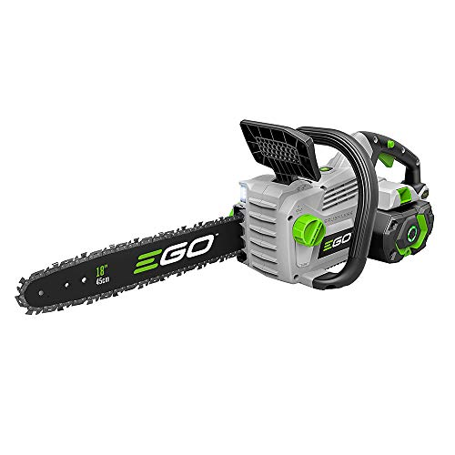 Review Of EGO Power+ CS1804 18-Inch 56-Volt Cordless Chain Saw 5.0Ah Battery and Charger Included