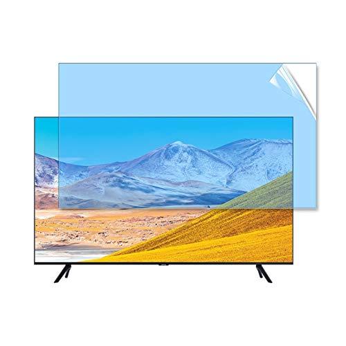 AWSAD Protector de Pantalla LCD para 32-75 Pulgadas, Protector de Pantalla de TV Anti luz Azul, tasa de Anti-Reflejo de hasta 90% (Color : Matte Version, Size : 75 inch/1645x930mm)