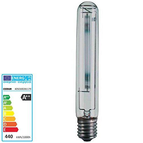 Lámpara de descarga NAV de T 400W super 4Y E40–OSRAM