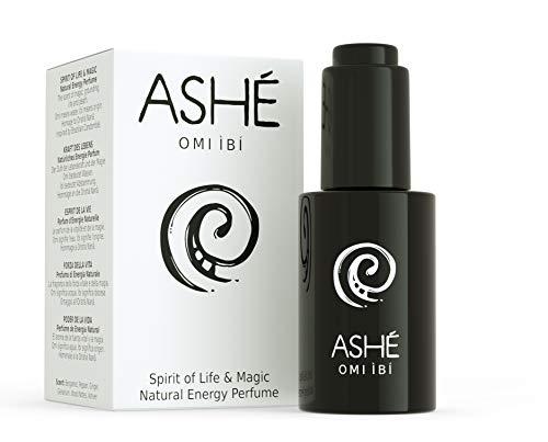 ASHÉ Omi Ìbí, 30ml Parfum auf Ölbasis, Duftöle auch geeignet für Aromatherapie und Yoga, vegane Naturkosmetik, Made in Germany