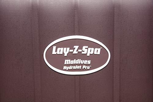 Bestway Lay-Z-Spa Maldives HydroJet Pro - 17