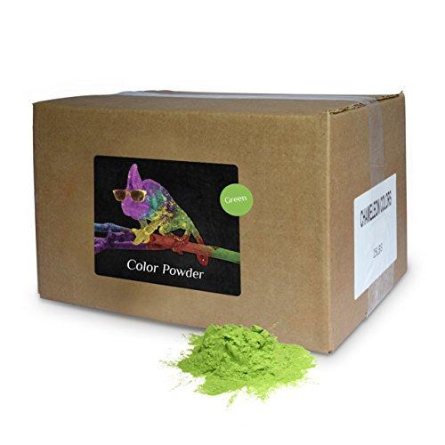 chameleon Farben Farbe Puder 708g Box grün