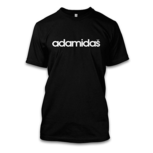net-shirts ADAMIDAS T-Shirt Balkan Apparel Yugo T-Shirt Yugoslavia, Größe L, Schwarz