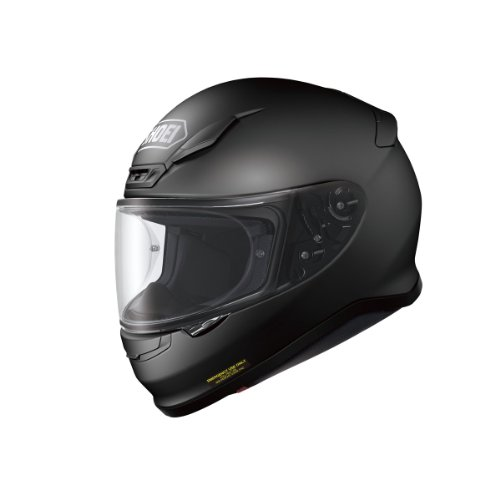 Shoei NXR Plain - Integralhelm, Farbe matt-schwarz, Größe M (57/58)