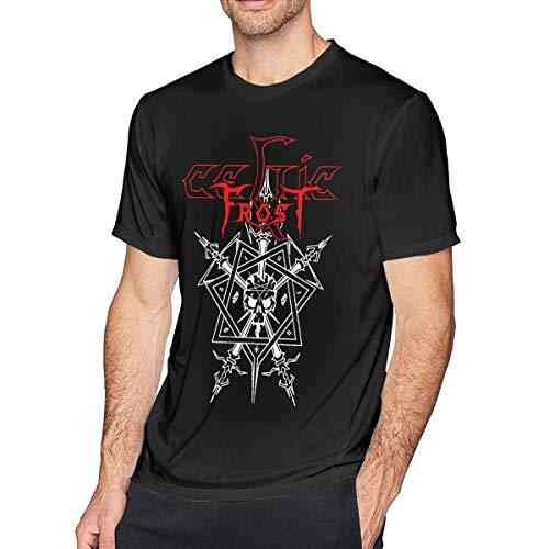 Coollemon Celtic Frost Men's T-Shirt Black L