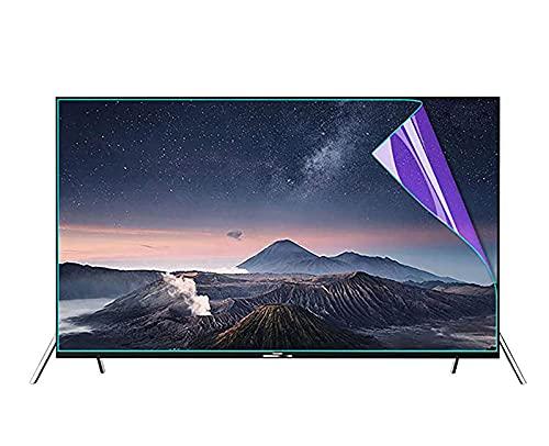 SHUAIGE LED Smart TV Anti-abbagliamento Anti-Glare Anti Blue Light Protect Eyes Screen Protector Pellicola TV Accessori Assorbenti Pellicola Protector Pellicola(Size:47Inch)
