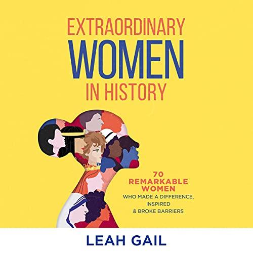 Extraordinary Women in History cover art
