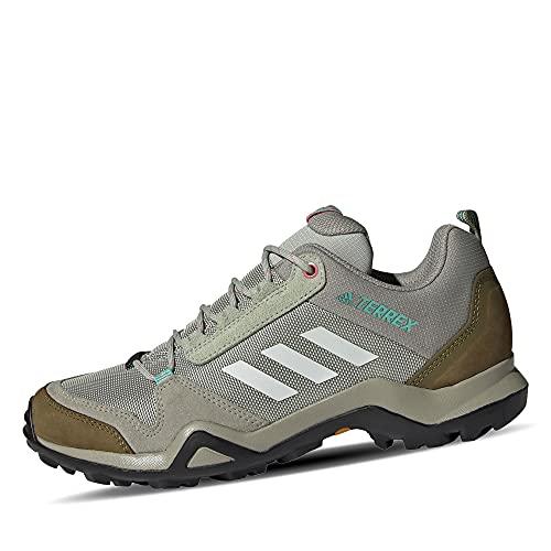 adidas Terrex Ax3 W Wanderschuhe für Damen, Mehrfarbig - Mehrfarbig (Halgrn Ftwwht Acimin) - Größe: 38 EU