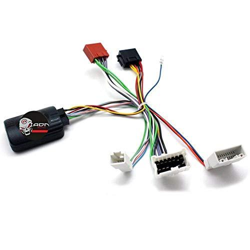 Interface Commande au volant DC2K compatible avec Dacia ap12 Kenwood