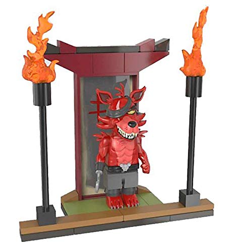 Close Up Five Nights at Freddy's Micro Bauset Temple of The Fox