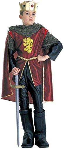 Widmann Royal 37107 Costume de chevalier médiéval pour enfant, taille 10 ans