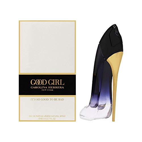 Carolina Herrera Good Girl By Carolina Herrera for Women 2.7 Oz Eau De Parfum Legere Spray
