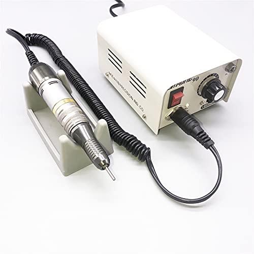 ZYC 65W Potente Fuerte 210 90 Caja de Control 35000rpm Máquina de manicura Máquina de manicura Máquina de Taladro de uñas eléctricas Cortadores de manicura