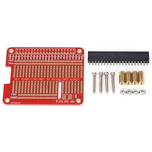 Gesh DIY Proto HAT Shield für Raspberry Pi 3 und Raspberry Pi 2 Modell B/B+/A+ KB