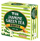 Tradition Jamsmine Green Tea Bag (100bags) X 1 by Tradition
