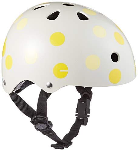 BRIDGESTONE(ブリヂストン) bikke キッズヘルメット CHBH4652 WY1 B371581WY1 キッズ (頭囲 46cm~52cm)