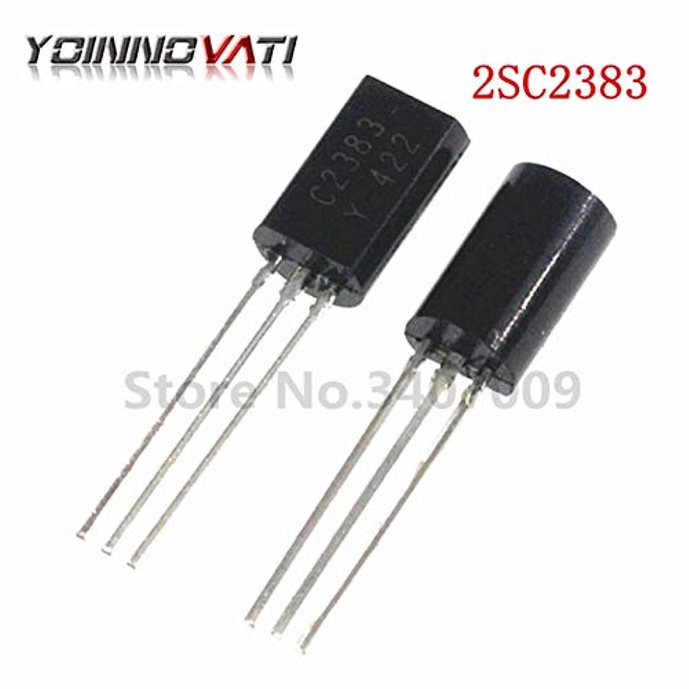 Gimax 50PCS/Lot C2383 2SC2383 2SC2383Y 2SC2383-Y Audio Power Triode TO-92