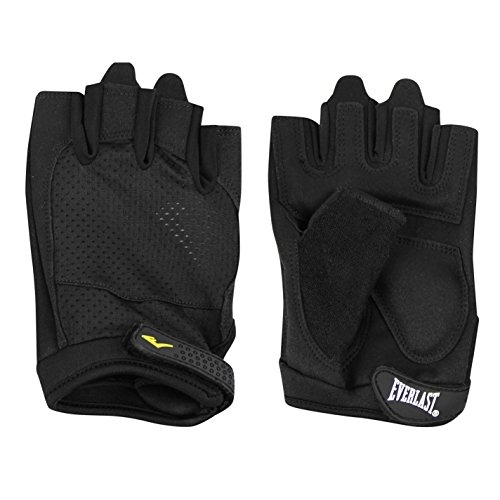 Everlast Unisex Fitness Handschuhe Schwarz XL