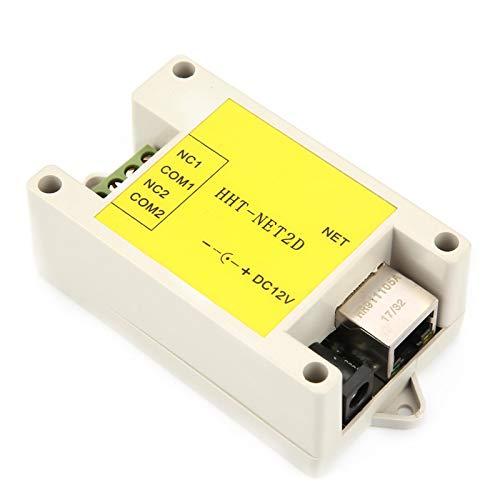 LANTRO JS - Módulo de relé de red IP, controlador de relé,...