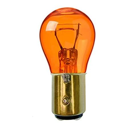Us Glühlampe Glühbirne Typ 2357 2 Faden Gelb Orange 28 Elektronik