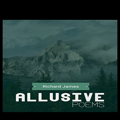 Allusive Poems audiobook cover art