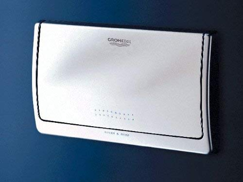Preisvergleich Produktbild Grohe Betätigungsplatte,  1 Stück,  37053SH0